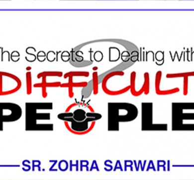 Secrets to dealing with difficult people