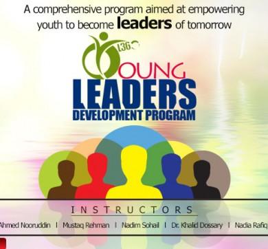 YL360: 360 Degree Young Leadership Development Program